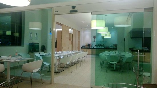 Fiesta Inn Zacatecas: Desayunador