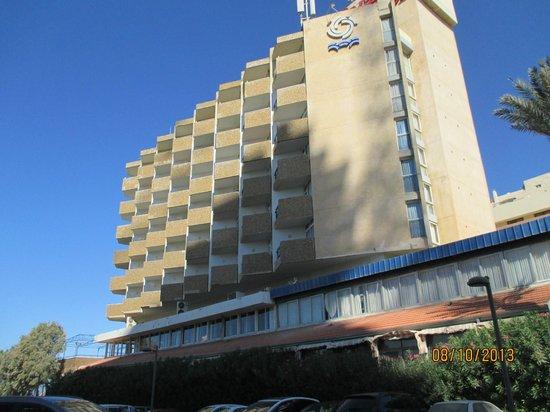 Park Hotel Netanya: Сам отель