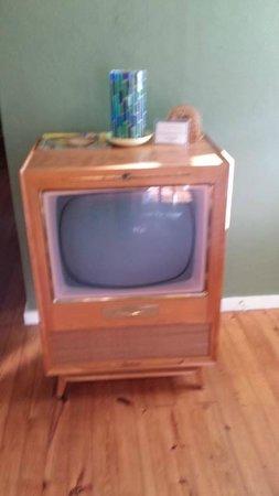 Wildwood Springs Lodge: TV in Room So Cool