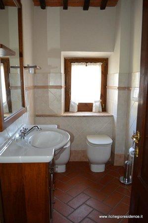 Residence Il Ciliegio: The bathroom