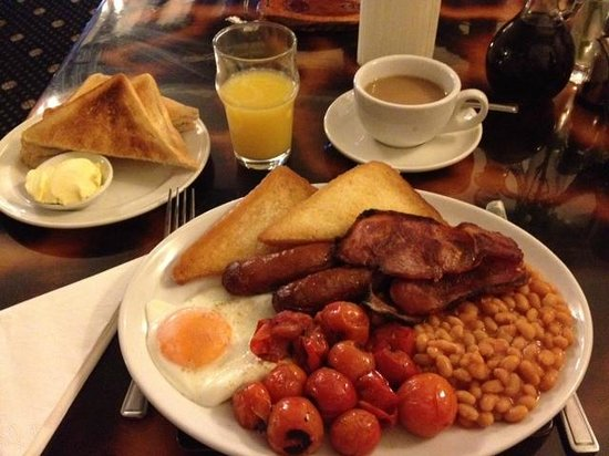 The Crown Hotel King of Breakfasts for £5