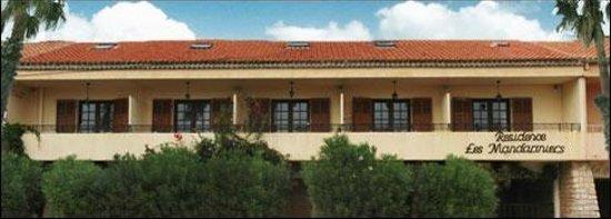 Residence les mandariniers hy res france avis for Appart hotel hyeres