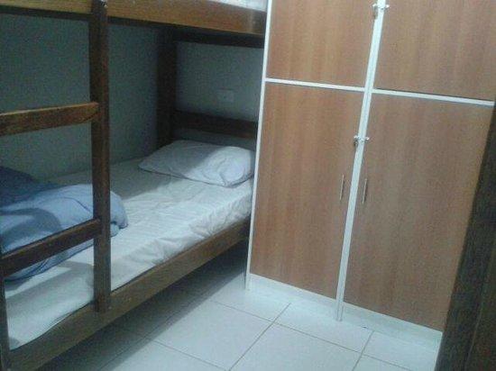 Nahu Hostel: Shared room