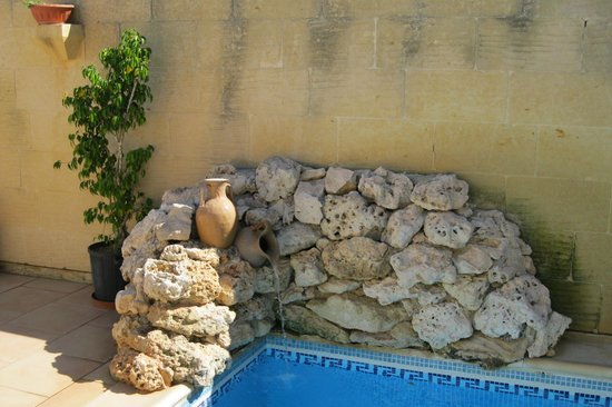 Narcisa Bed & Breakfast : A corner of the pool