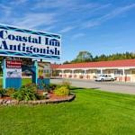 Coastal Inn Antigonish : Our Sign