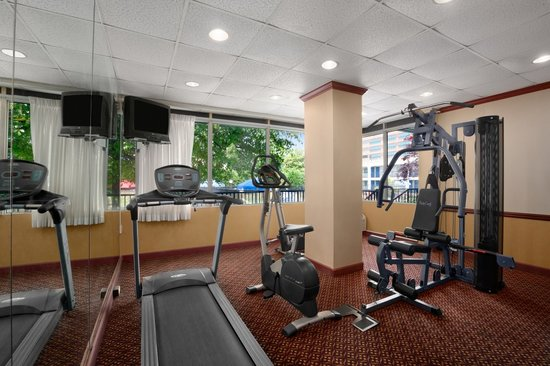 Days Inn Towson: Fitness Center