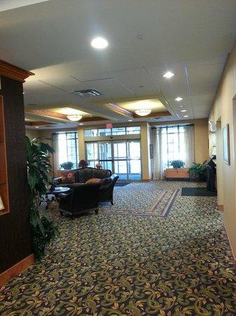 Homewood Suites by Hilton Newburgh-Stewart Airport: Lobby