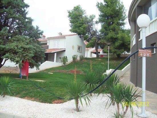 Park Plaza Histria Pula: Виды  проживания в отеле.
