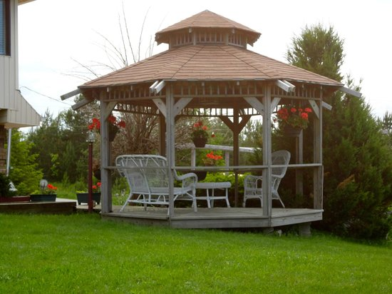 Bella Vista Country House: The Gazebo