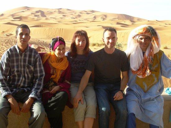 Morocco Experience Tours: VIOLETA-EUGENIO