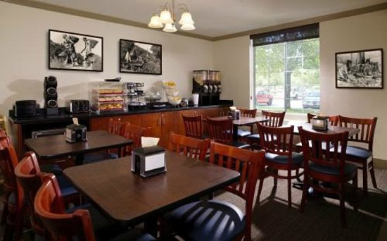 Sequoia Inn: Complimentary breakfast