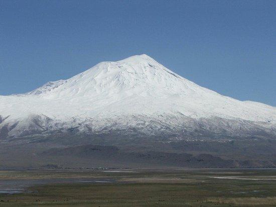 Mount Ararat: Ağrı Dağı