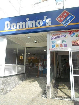 domino s pizza rio de janeiro leblon restaurant reviews photos tripadvisor. Black Bedroom Furniture Sets. Home Design Ideas