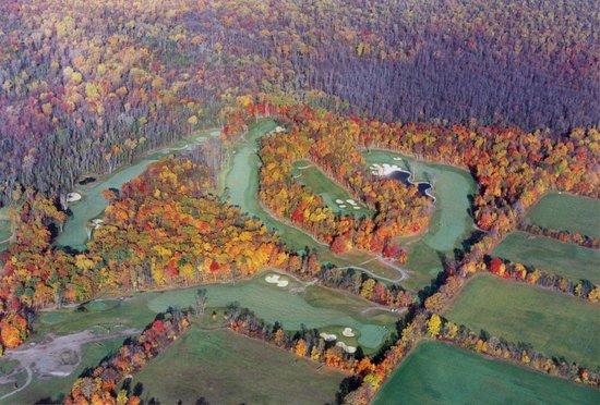 Corbyville, Canada : Trillium Wood Golf Club