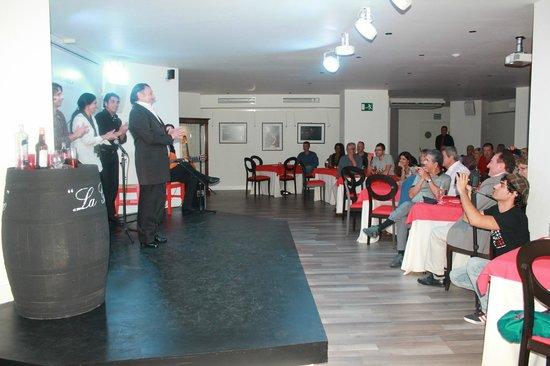 Alma Flamenca : Conferencia Ilustrada