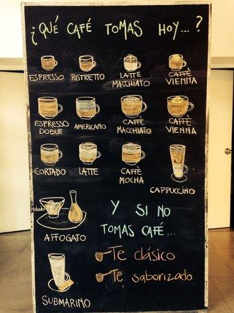 Sinestesia: Café!!!