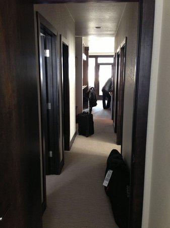 Sun Vail: hallway