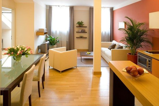 Mamaison Residence Belgicka Prague: Executive Suite