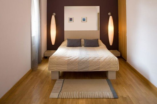 Mamaison Residence Belgicka Prague: Bedroom - One Bedroom Executive