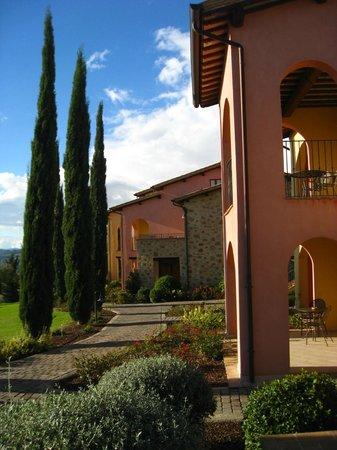Borgobrufa SPA Resort: camere