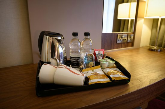 Cedar Court Hotel Huddersfield/Halifax: Superior Room Ammenities