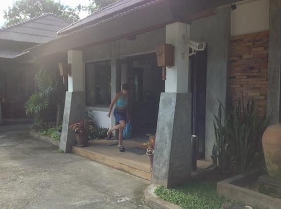 Noppharat Resort: service