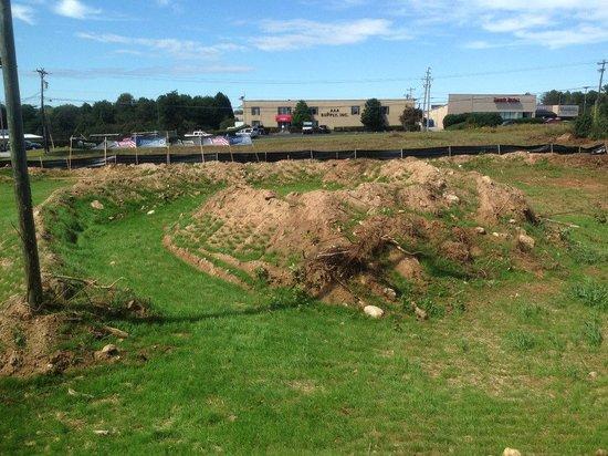 Ground Zero Airfield: spiral bunker