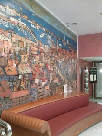 Hotel Rialto: ingresso Hotel