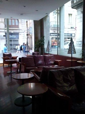 Rialto Hotel: Sala