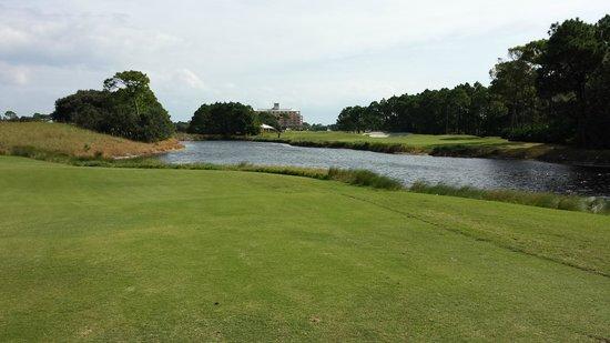 Kiva Dunes Golf Club: Looking back at the Kiva Dunes Resort