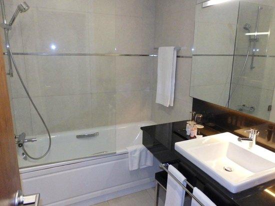 Primus Valencia : Salle de bain