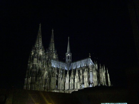 Hotel Mondial am Dom Cologne MGallery by Sofitel: Zimmerblick