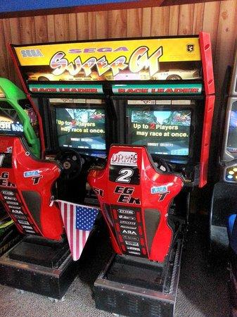 Arcade Family Fun : raceleader