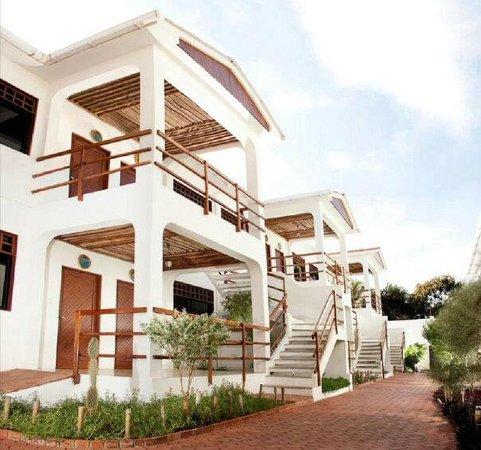 The Eco Hotel Arena Blanca : Habitaciones