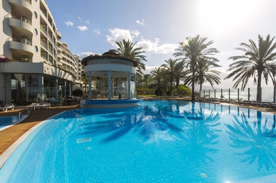 Lti Pestana Grand: Salt Water Swimming pool