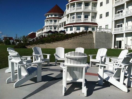 Blue Harbor Resort: Lakeside Firepit