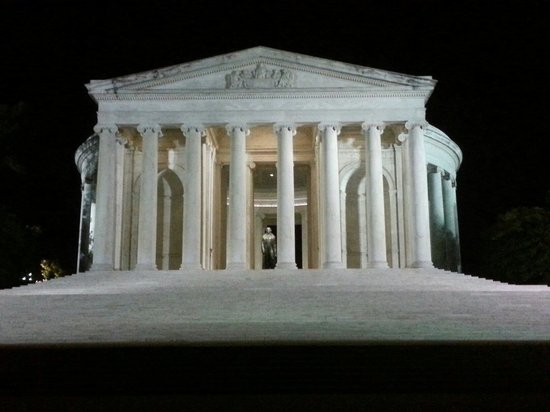 Jefferson Memorial: Jefferson Monument