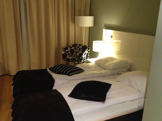 Thon Hotel Bristol Bergen : Mit hyggelige værelse