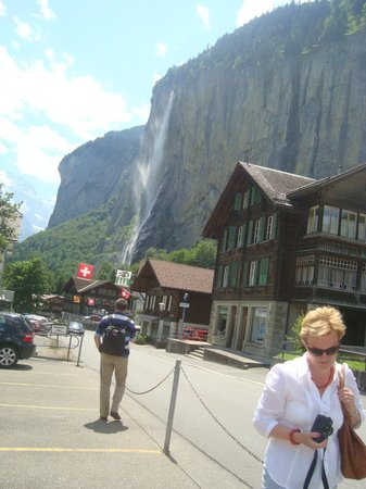 Trummelbach Falls : Штауббах