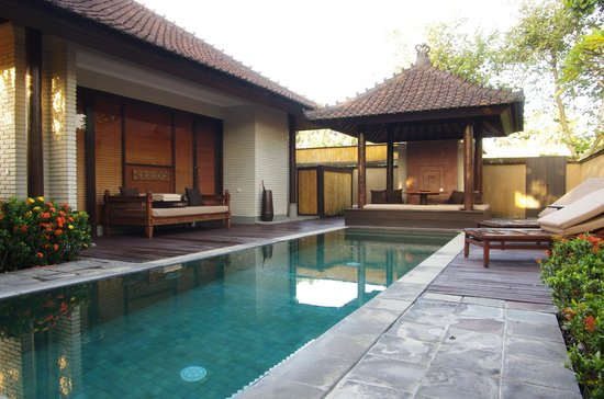 ‪‪The Chedi Club Tanah Gajah, Ubud, Bali – a GHM hotel‬: Pool Villa‬