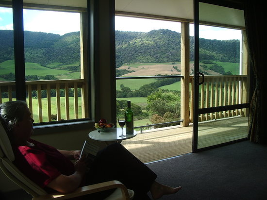 Catlins Mohua Park: Relax to your own rural view