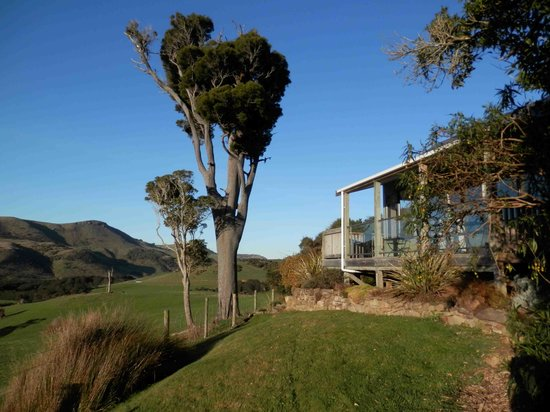 Catlins Mohua Park: Well designed cottages
