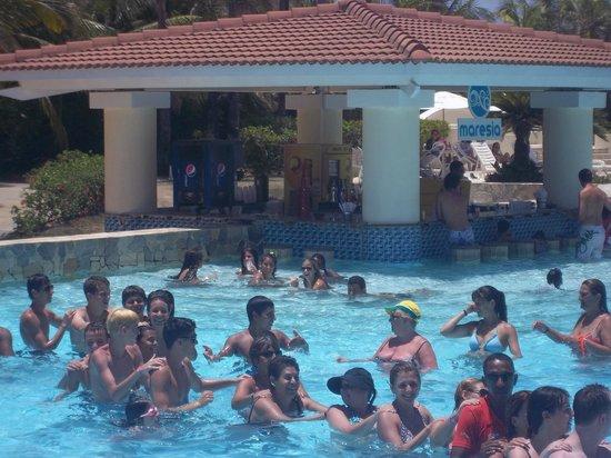 Sauipe Resorts: clases de gym, baile, etc