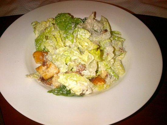 Ivey Spencer Leadership Centre: Caesar Salad