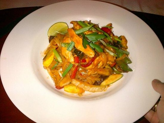 Ivey Spencer Leadership Centre : Thai Stir Fry