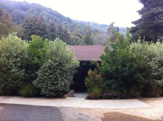Glen Oaks Big Sur : Entrance to Room #3.