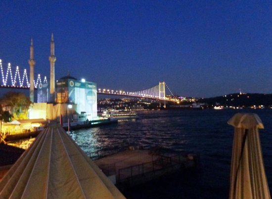 The House Hotel Bosphorus: Vista do Bosphorus