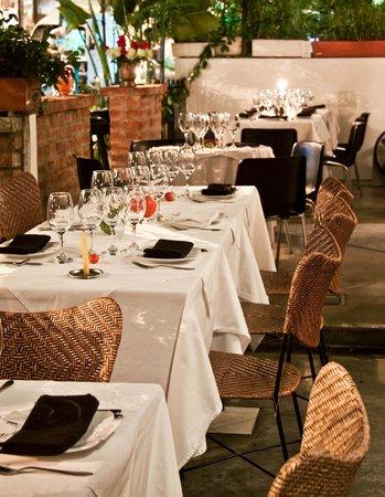 Restaurante Carambolo : Ambientes Carambolo