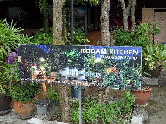 KoDam Kitchen : приятное место