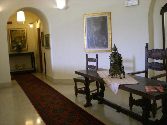 Grand Hotel Dei Castelli: внутренний интерьер